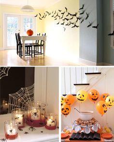 Как украсить дом на Хэллоуин своими руками