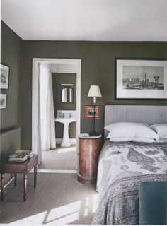 green country bedroom paint colors pinterest country houses