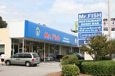 The Original Mr. Fish Seafood Restaurant & Market Myrtle Beach, SC | Sushi | Seafood Market | Fish Market | Catering | Reservations 843-839-3474
