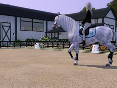 Sims 3 Horse Stable | Sims 3 Pets - Horse Camp by HorseSpectrum on deviantART