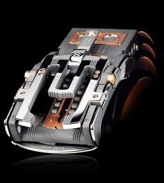 The Calibre R8 Mark II Collection - Roland Iten - Mechanical Luxury for Gentlemen