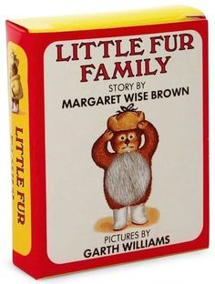 There was a little fur family warm as toast smaller than most in little fur coats and they lived in a warm wooden tree.The Little Fur Family tells the...