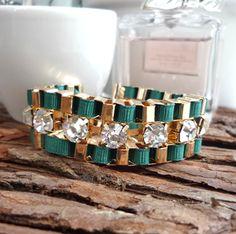 Green Statement bracelet - statement armband groen - koop online op shoplikesuze