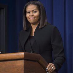 Michelle Obama Salt Lake City Speech 2017