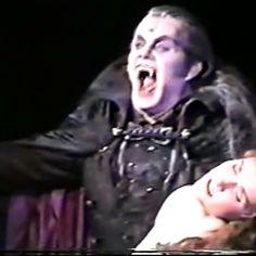 Steve Barton & Marleen van der Loo #marleenvanderloo #stevebarton #tanzdervampire #grafvonkrolock #sarah #actors #singers #dancers #singing #bite #biss #acting #musical #theater #theatre #vampir #rip #legend #legendary #original #wien #vienna #raimundtheater