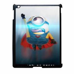minion Of Steel coolitem iPad 2 Case