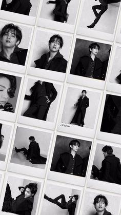 Bts Taehyung, Taehyung Photoshoot, Bts Bangtan Boy, Bts Boys, Bts Aesthetic Wallpaper For Phone, V Bts Wallpaper, V Smile, V Model, Magazine Vogue