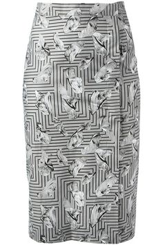 These Dizzying Prints Are Worthy Of Magic Eye #refinery29  http://www.refinery29.com/69104#slide10