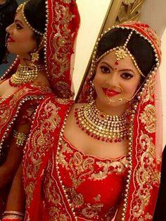 :* Wedding Photoshoot, Photoshoot Style, Punjabi Bride, Bride Portrait, Indian Bridal, Beautiful Bride, Pretty Woman, Bollywood, Wedding Day