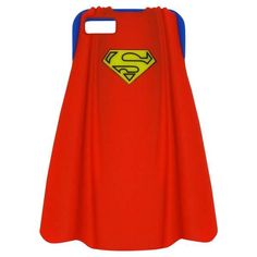 The Superman Cape iPhone 5 Case