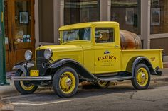 Pack's Tavern Classic Truck, Asheville, NC | by The Photography of Ken Lane