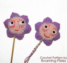 Roaming Pixies: Free Crochet Pattern - Ben & Holly's Little Kingdom - The Magic Wand