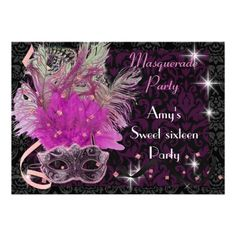 >>>Low Price Guarantee          Pink & purple masquerade sweet 16 Birthday party Custom Announcement           Pink & purple masquerade sweet 16 Birthday party Custom Announcement We have the best promotion for you and if you are interested in the related item or need more information ...Cleck Hot Deals >>> http://www.zazzle.com/pink_purple_masquerade_sweet_16_birthday_party_invitation-161290261848053514?rf=238627982471231924&zbar=1&tc=terrest