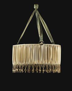 Armand-Albert Rateau  pour Lanvin décoration  SUSPENSION, VERS 1920-25  A CEILING LIGHT BY ARMAND-ALBERT RATEAU FOR LANVIN DÉCORATION, CIRCA 1920-25