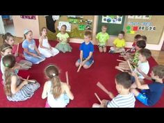 """Ludzik"" - aktywne słuchanie Mozarta - YouTube Instrument Percussion, Waldorf Crafts, Elementary Music, Music Classroom, Teaching Music, Kids Education, Music Games, In Kindergarten, Preschool Activities"