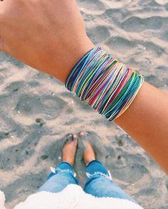 Pura Vida Bracelets®: Hand-Made Bracelets from Costa Rica | Use code: MYLESYB for 20% off your order! #puravidabracelets