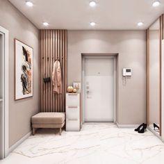 Luxury Interior, Modern Interior, Home Interior Design, Interior Decorating, Living Room Decor, Bedroom Decor, Hallway Designs, Diy Décoration, House Entrance