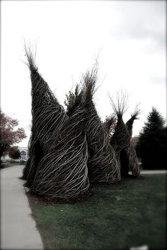Environmental Art by ievans, via Flickr