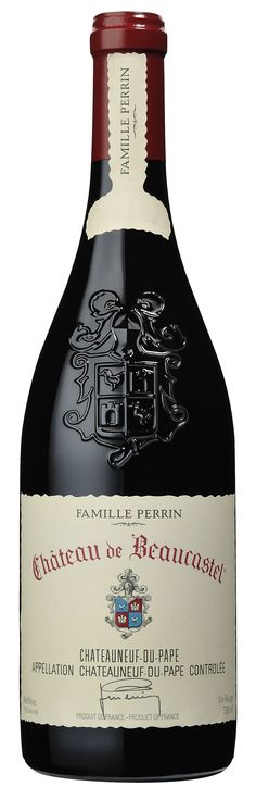 Chateau de Beaucastel, Famille Perrin (France) wine