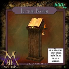 1 of 3 exclusive items at the Mystic Realms Fair, starting 10th of October