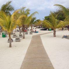 Papagayo, Curaçao.