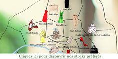 Les meilleurs stocks de Paris