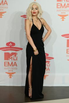 The Coolest Red Carpet Looks from the MTV European Music Awards