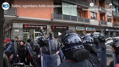Torino, sgombero Asilo occupato: sei arresti per associazione sovversiva - VIDEO TORINO SGOMBERO ASILO OCCUPATO SEI ARRESTI PER ASSOCIAZIONE SOVVERSIVA: sei anarchici sono stati arrestati, a Torino, nell'ambito dello sgombero dell'Asilo occupato di via Alessandria. Sarebbero accusati di associazione sovversiva per la campagna della rete anarchica, lanciata nel 2016, contro i centri di identificazione e di espulsione portata avanti con azioni di sabotaggio. Due analoghi provve Torino, Video