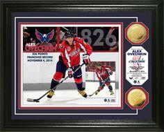 AAA Sports Memorabilia LLC - Alex Ovechkin Franchise