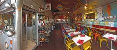 Comer aquí es un deleite para todos los sentidos: 9 #restaurantes con una #decoración muy original!