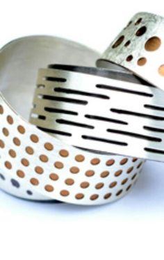 Silver braclet