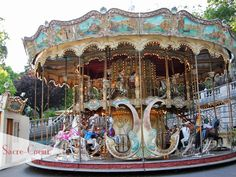ParisCarousels--all the carousels we need to visit