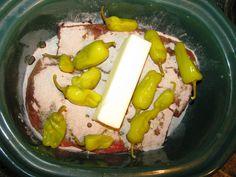Retro Gran | Crockpot Recipes - Mississippi Roast