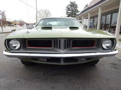 1973 Plymouth Barracuda Buckets with Console | eBay