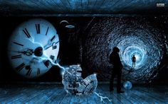 Aliens and Time Travellers From Our Future by Psychedelic Adventure