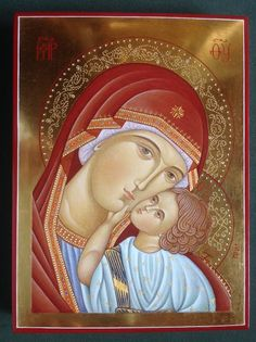 Religious Images, Religious Icons, Religious Art, Jesus And Mary Pictures, Famous Saints, Horse Skull, Greek Icons, Mama Mary, Book Of Kells