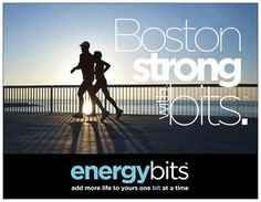 Energybits is at the Boston Marathon Expo! [#Giveaway] Enter for your chance to win an @ENERGYbits swag pack! Ends 4/25 @ midnight - Lilmysninja.com