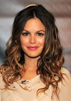 Celebrity long curly hairstyles 2013