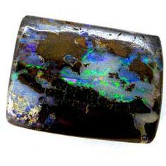   Opal Unset 1097 - Opalmine from Australia