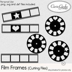 Digital Art :: Hybrid :: Film Frames (cutting files)