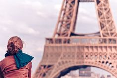 """""""There are only two places in the world where we can live happy: at home and in Paris"""" - Hemingway"""