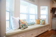 Bay Window Cushion Seat