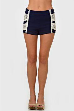 #bluetiquecheapchic.com   #love                     #Love #Lace #Short #Navy #Bluetique #Cheap #Chic    Love & Lace Short - Navy at Bluetique Cheap Chic                              http://www.seapai.com/product.aspx?PID=683911