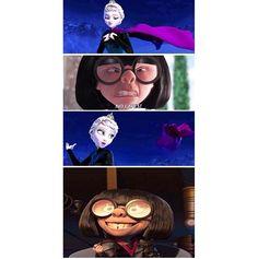 Edna approves
