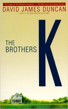 The Brothers K - Kindle edition by David James Duncan. Literature & Fiction Kindle eBooks @ Amazon.com.