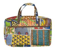 Travel bag by Luisa Cevese £300 # http://www.selvedge-drygoods.org/pages/products.aspx?id=116&p;=573