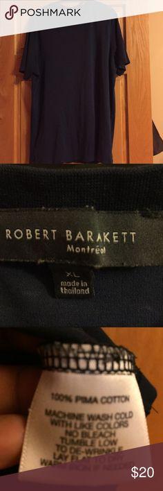 Robert barakett Montreal 9/10 100% Pima cotton robert barakett Shirts Tees - Short Sleeve