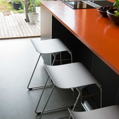 Poggenpohl Brandbook - Norway Oslo - Customer Kitchen Chairs