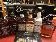 Serie Jack Daniels
