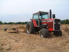 massey ferguson 2775.Big 165 hp 2775.Big Perkins 640 cid V-8 diesel